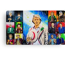 The Doctor of the Universe - The Athlete Canvas Print