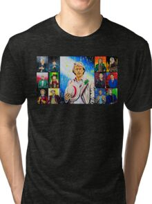 The Doctor of the Universe - The Athlete Tri-blend T-Shirt