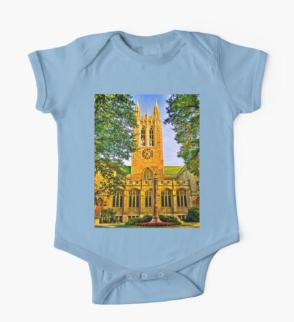 Study in Boston College One Piece - Short Sleeve