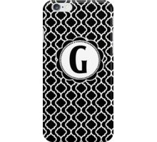 G Bootle iPhone Case/Skin