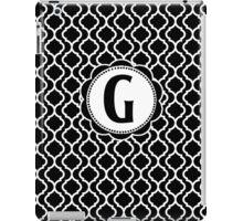 G Bootle iPad Case/Skin