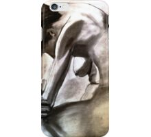 Distraught Figurative Life Study iPhone Case/Skin