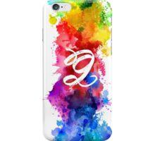 G Artistic iPhone Case/Skin