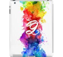 G Artistic iPad Case/Skin