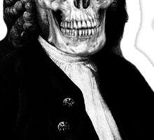 Bach is dead Sticker