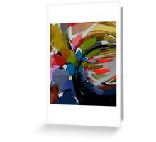 Abstract composition 297 Greeting Card