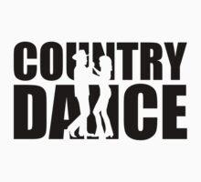 Country dance Kids Tee