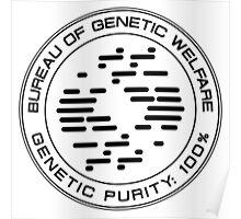 Allegiant - Bureau Of Genetic Welfare Poster