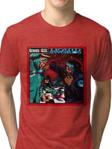 Liquid Swords Genius GZA Tri-blend T-Shirt