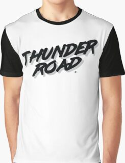 'Thunder Road' - Inspired by the Springsteen song Graphic T-Shirt