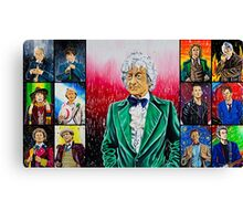 The Doctor of the Universe - The Dandy Canvas Print