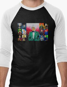 The Doctor of the Universe - The Dandy Men's Baseball ¾ T-Shirt