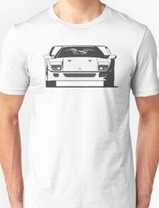 Ferrari F40 (front) T-Shirt