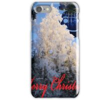 Merry Christmas 5 iPhone Case/Skin