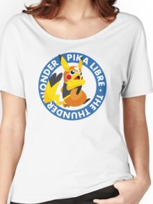 ¡Viva Pika Libre! Women's Relaxed Fit T-Shirt