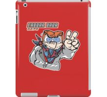 cabbar baba 0070 victory iPad Case/Skin