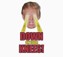 Trump the God One Piece - Long Sleeve