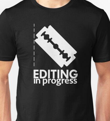 EDITING Unisex T-Shirt