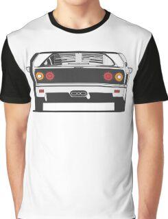 Ferrari F40 (rear) Graphic T-Shirt