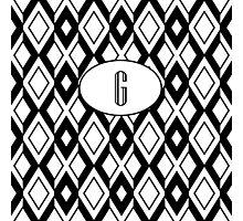 G Diamonds Photographic Print