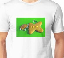 Who killed Ginger green? Unisex T-Shirt
