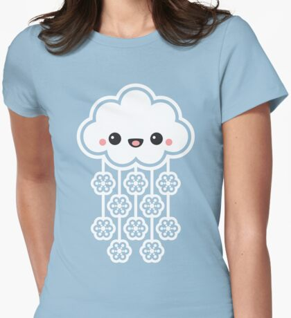 Cute Snow Cloud T-Shirt