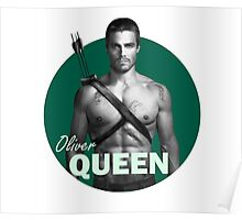 Oliver Queen - Arrow Poster