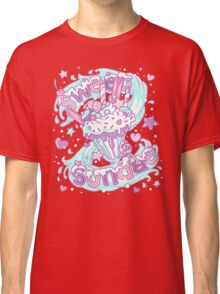 Sweet Sundae - Fairy Kei Pastel Kawaii Cute Classic T-Shirt