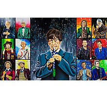 The Doctor of the Universe - The Cosmic Hobo Photographic Print