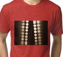 Converging Lights Tri-blend T-Shirt