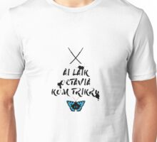 Ai Laik Octavia Unisex T-Shirt