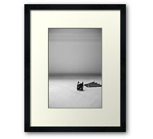 The Cowl And Cape Framed Print