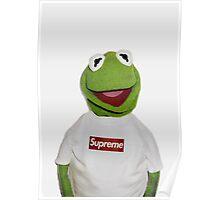 Kermit The Frog Supreme T shirt  Poster
