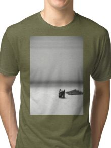 The Cowl And Cape Tri-blend T-Shirt