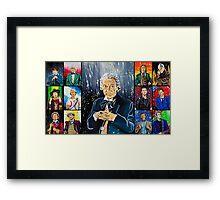 The Doctor of the Universe - The First Framed Print