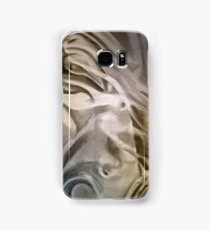Sheer Figurative Life Study Samsung Galaxy Case/Skin