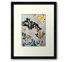 Abstract painting 3 Framed Print