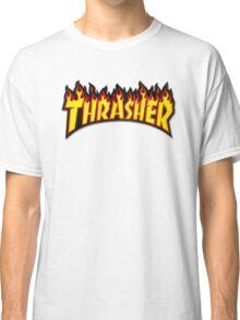 Thrasher Flames T shirt  Classic T-Shirt