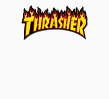 Thrasher Flames T shirt  Unisex T-Shirt