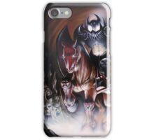 horsemen war iPhone Case/Skin