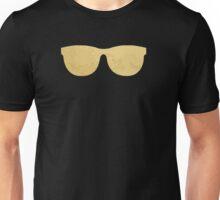 Golden Glasses Unisex T-Shirt