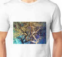 The mysterious face of nature Unisex T-Shirt