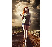 Dusk to Dawn Photographic Print