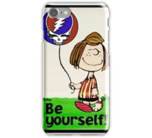 Be Yourself, Deadhead iPhone Case/Skin