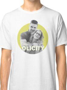 I Ship Olicity - Arrow Classic T-Shirt