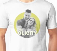 I Ship Olicity - Arrow Unisex T-Shirt