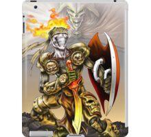 9 devils fallen iPad Case/Skin