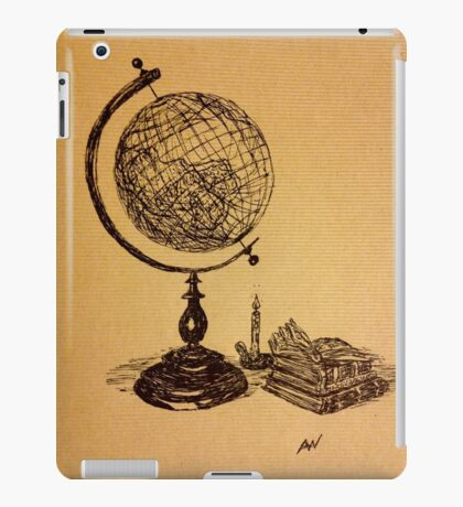Wisdom and Knowledge are Gained through Study iPad Case/Skin