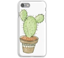 Mini Cactus iPhone Case/Skin