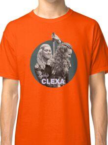 I Ship Clexa - The 100  Classic T-Shirt